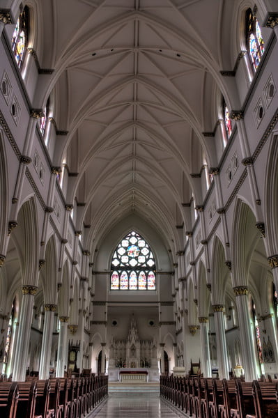Cathedral of St John the Baptist Charleston interior.1383471315